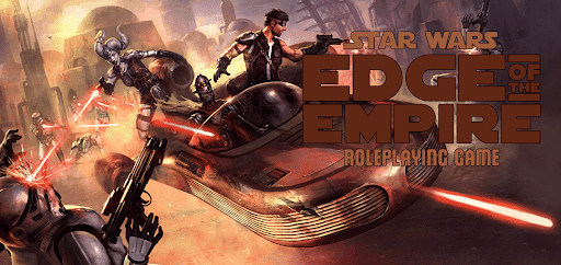 Edge of the Empire Tabletop RPG game.