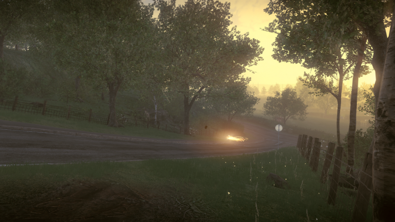 Scenic photo of everybody's Gone to the Rapture.