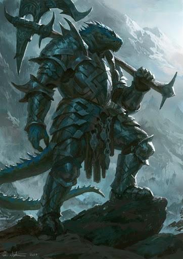 5e Dragonborn Race Guide