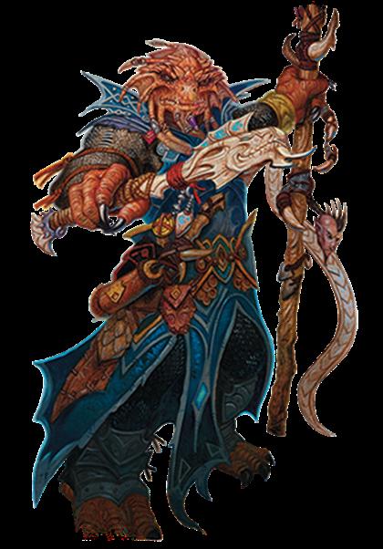 D&D 5e: Dragonborn Monk Guide