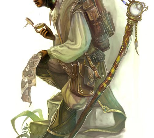 D&D 5e: Elf Artificer Guide