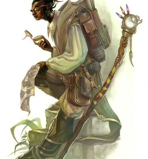 D&D 5e: Elf Artificer Guide