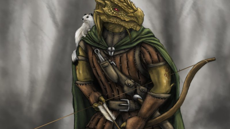 D&D 5e: Dragonborn Ranger Guide