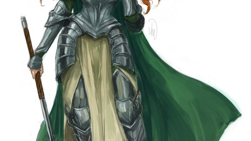 D&D 5e: Elf Cleric Guide