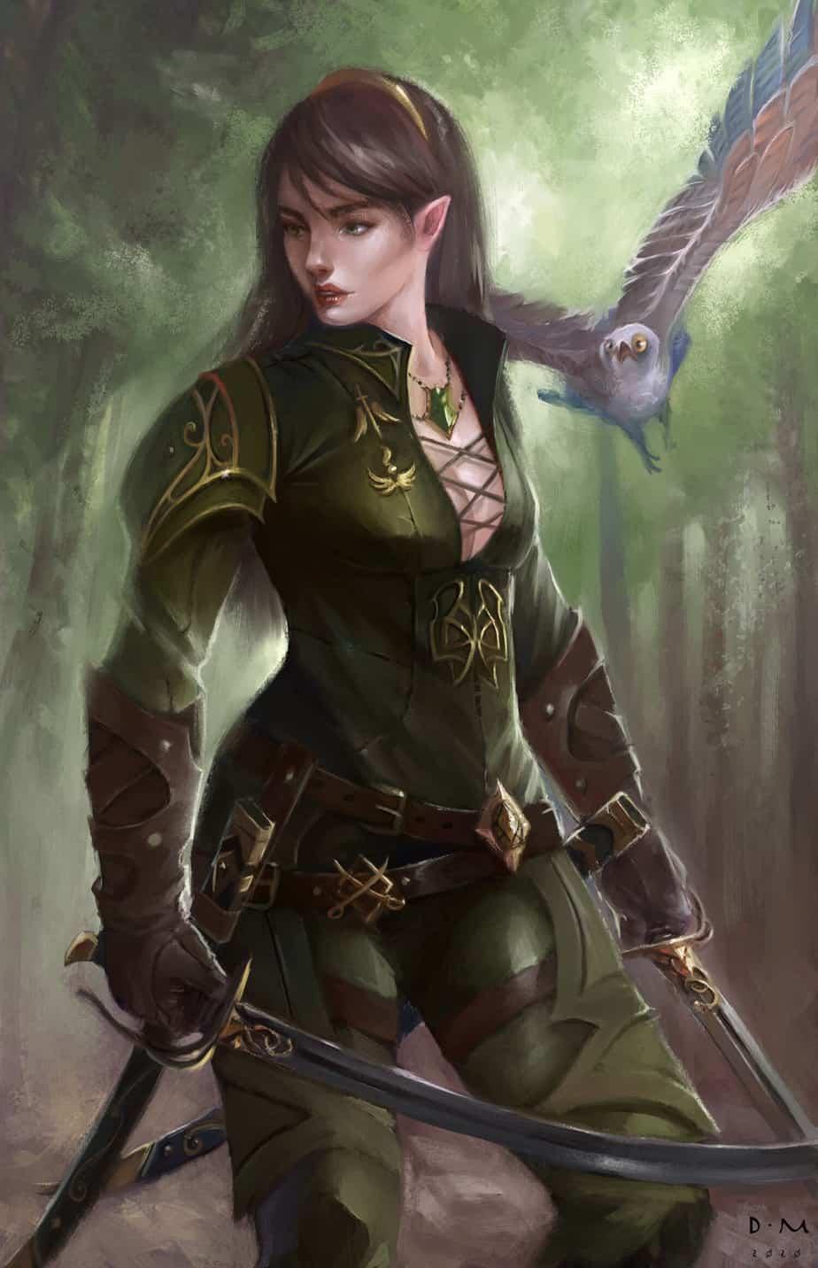 D&D 5e: Half-Elf Ranger Guide