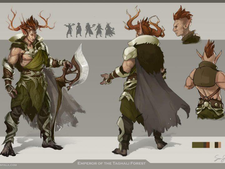 D&D 5e: Elf Barbarian Guide