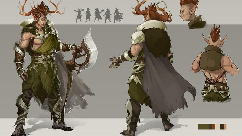 D&D 5e: Elf Barbarian Guide