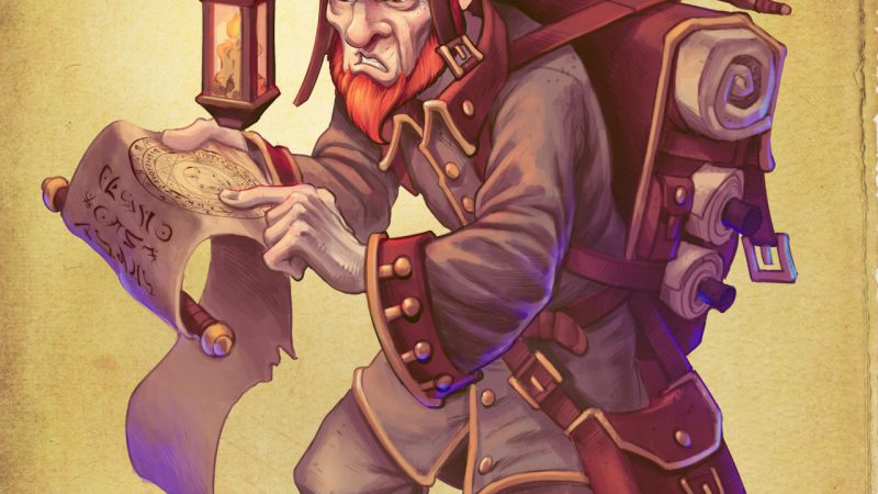 D&D 5e: Gnome Rogue Guide