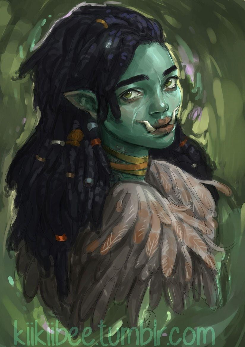 D&D 5e: Half-Orc Druid Guide