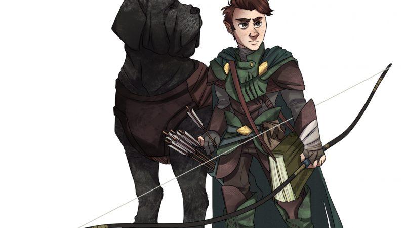 D&D 5E: Halfling Ranger Guide