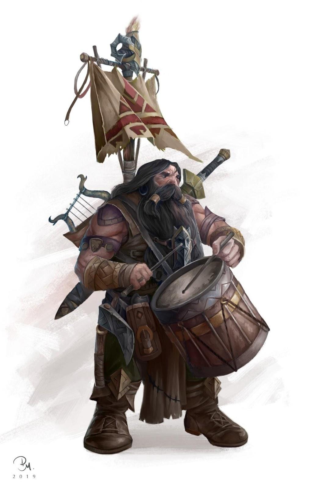 D&D 5e: Dwarf Bard Guide