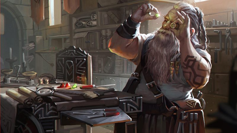 D&D 5e: Dwarf Artificer Guide