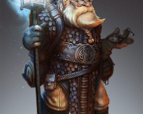 D&D 5e: Halfling Cleric Guide