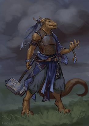 D&D 5e: Dragonborn Cleric Guide