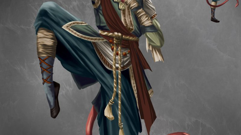 D&D 5e: Tiefling Monk Guide