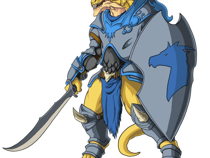 D&D 5e: Dragonborn Fighter Guide