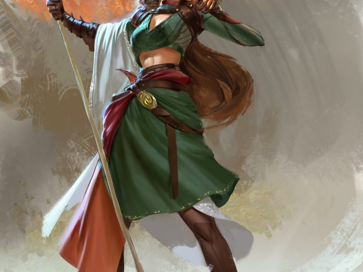 D&D 5e: Elf Sorcerer Guide