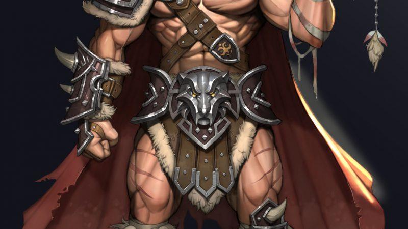 D&D 5e: Human Barbarian Guide
