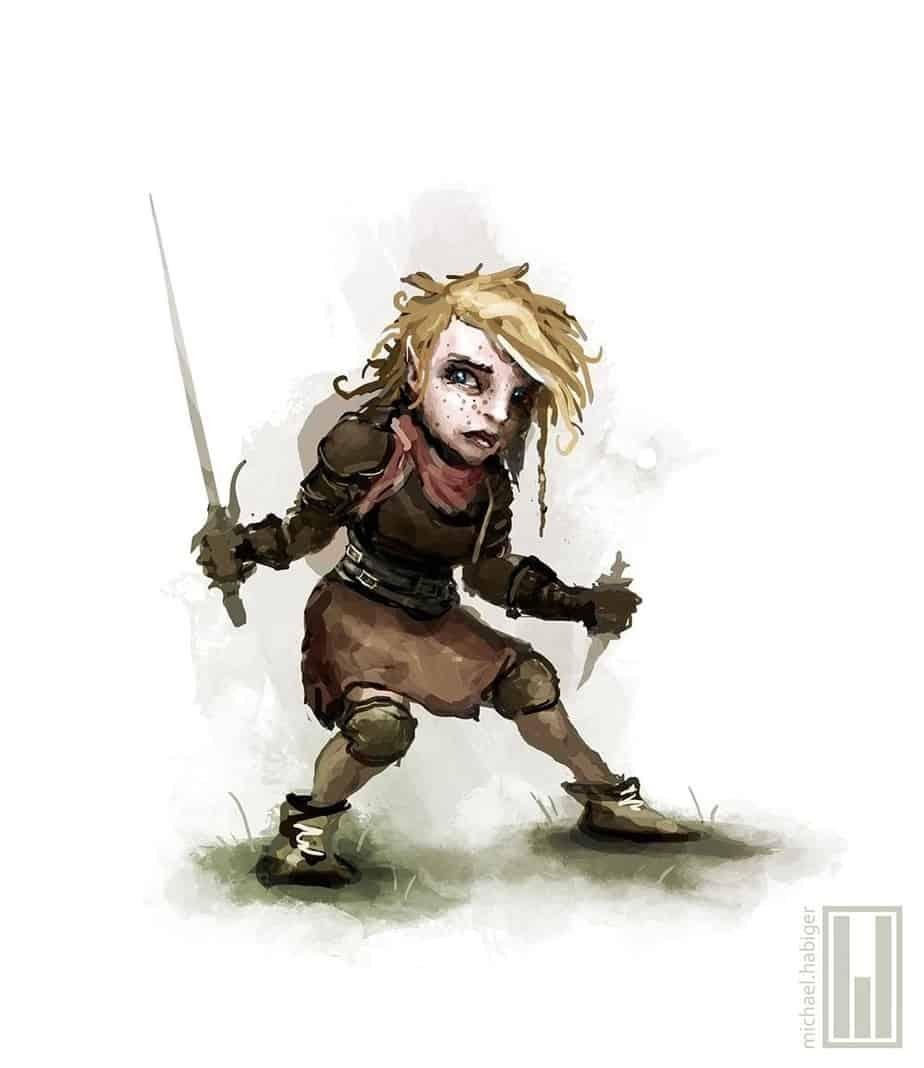 D&D 5e: Gnome Blood Hunter