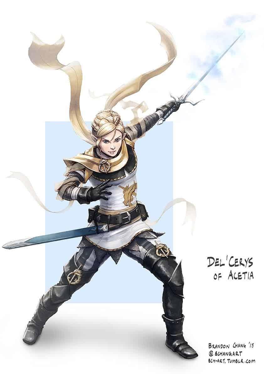 D&D 5e: Half-Elf Fighter Guide