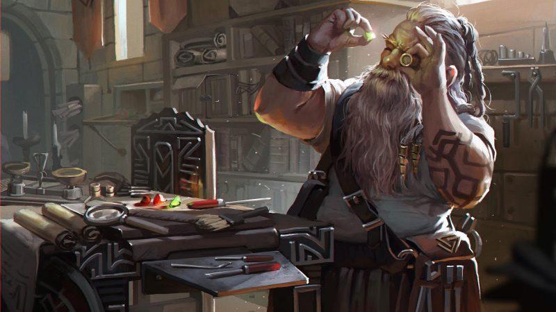 D&D 5e: Dwarf Artificer Guide