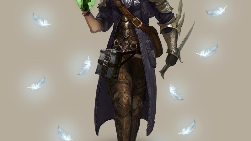 D&D 5e: Elf Rogue Guide