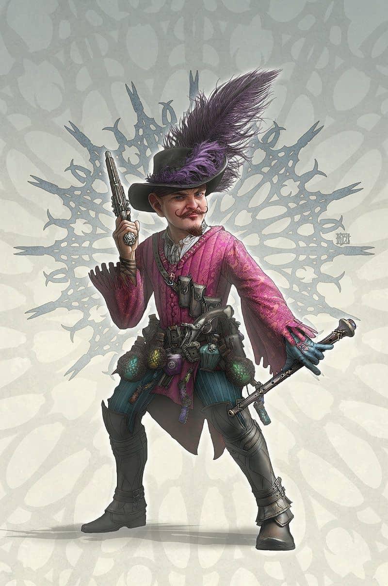 D&D 5e: Gnome Bard Guide