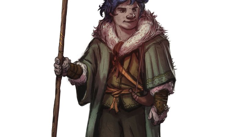 D&D 5e: Gnome Monk Guide