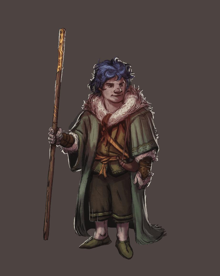 D&D 5e: Gnome Monk Guide