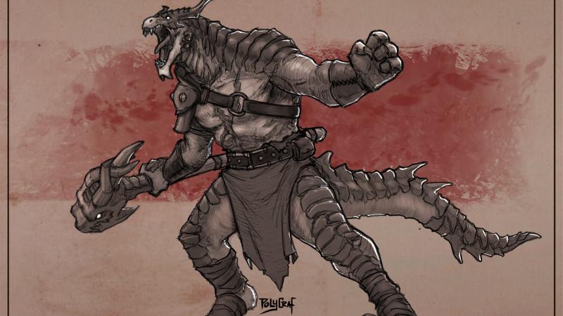 D&D 5e: Dragonborn Barbarian Guide