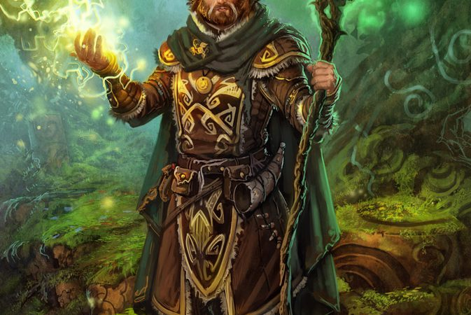 D&D 5e: Human Druid Guide