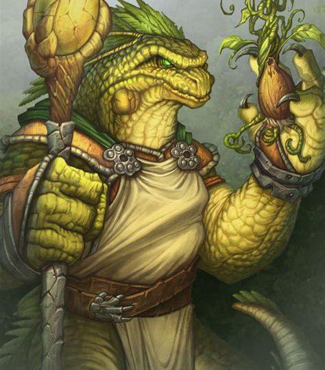 D&D 5e: Dragonborn Druid Guide