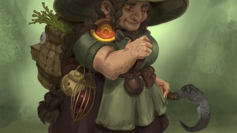 D&D 5e: Gnome Druid Guide