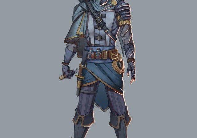 D&D 5e: Human Rogue Guide