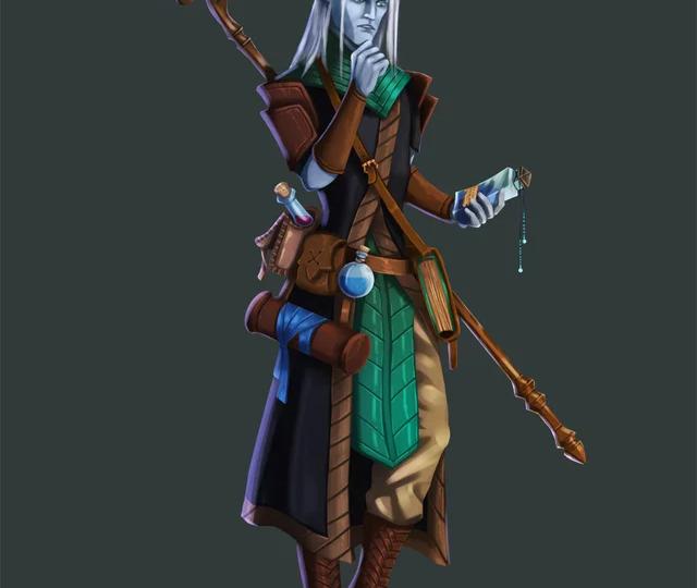 D&D 5e: Elf Wizard Guide