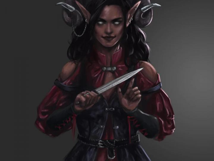 D&D 5e: Tiefling Warlock Guide