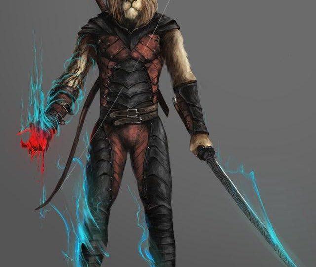 D&D 5e: Tabaxi Blood Hunter Guide